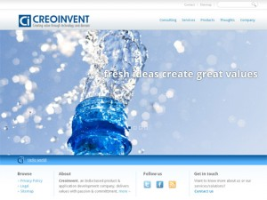 Creo-Invent Home