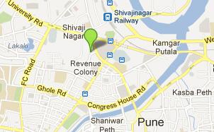 Ekbote Complex, Shivaji Nagar, Pune